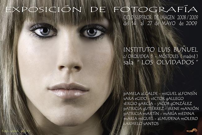 Exposición colectiva 2º Imagen B - Curso 2008/2009