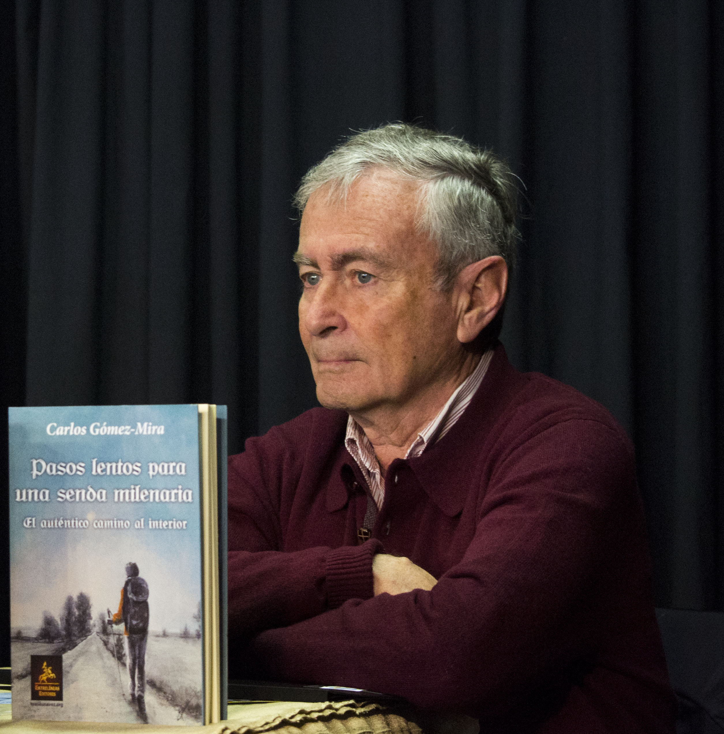 Carlos Gómez-Mira , escritor