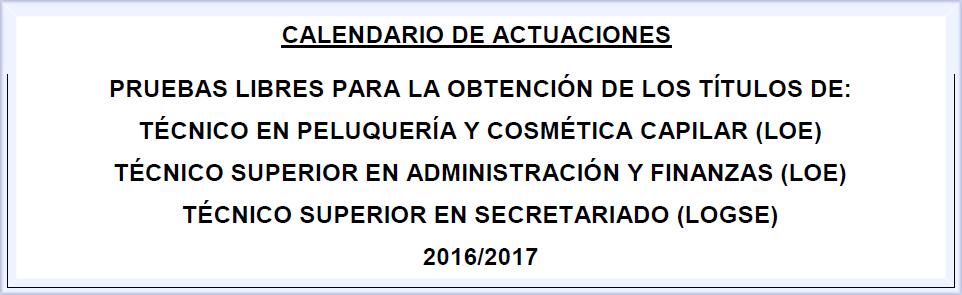 2017 calendario act