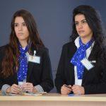 Laura García y Soulma Belghachi