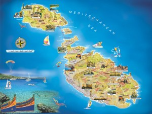 mapa-turistico-malta