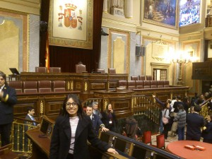Diputados excursion